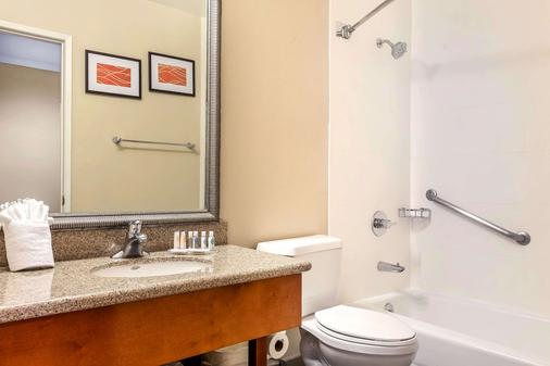 Comfort Inn Santa Monica - West Los Angeles - Santa Monica - Bathroom