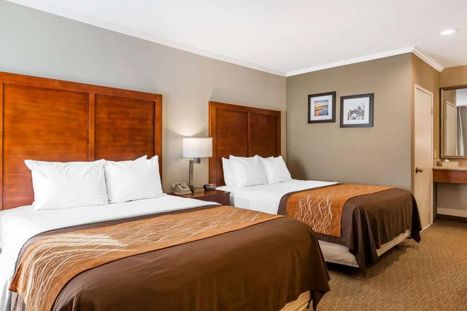 Comfort Inn Santa Monica - West Los Angeles - Santa Monica - Bedroom