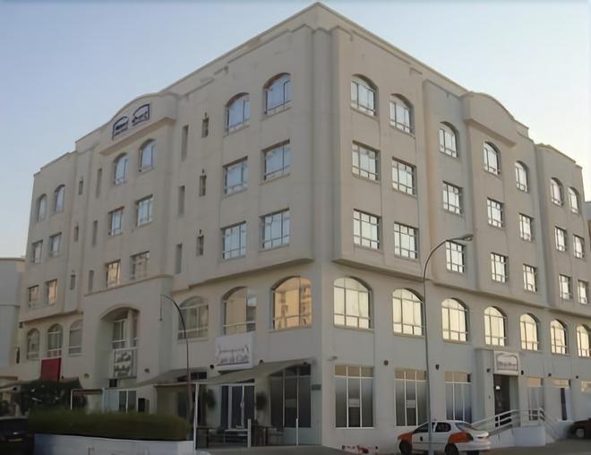 Midan Hotel Suites - Muscat - Building