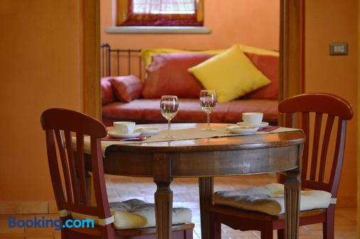 Holiday Home Ca' Del Cinema - Mombercelli - Dining room