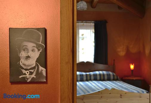 Holiday Home Ca' Del Cinema - Mombercelli - Bedroom