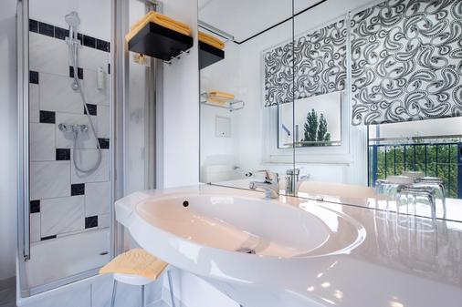 Best Western Hotel Windorf - Leipzig - Kylpyhuone