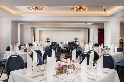 Best Western Hotel Windorf - Leipzig - Juhlasali