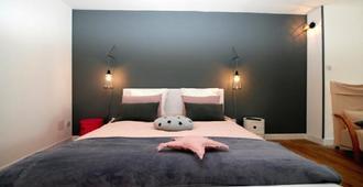 Les Jardins De Galicia - Sète - Bedroom