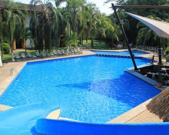 Hotel Ciudad Real Palenque - Palenque - Pool