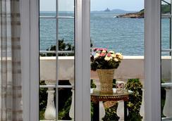 Qingdao Villa Inn Seaside - Qingdao - Parveke