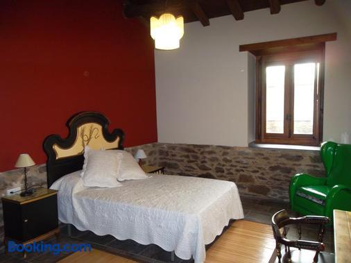 Molinos de Antero - Monforte de Lemos - Bedroom