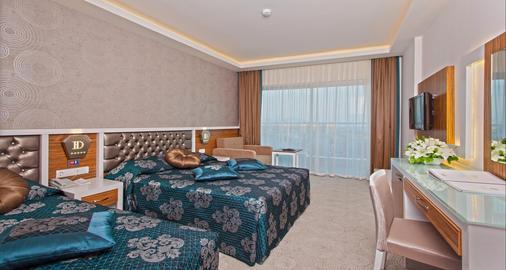 Diamond Hill Resort Hotel - Alanya - Makuuhuone