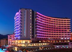 Diamond Hill Resort Hotel - Alanya - Building