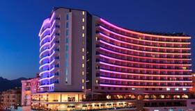 鑽石山渡假酒店 - 式 - 阿蘭雅 - 阿蘭亞 - 建築