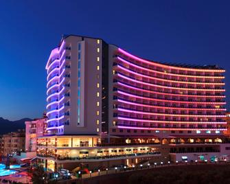 Diamond Hill Resort Hotel - Alanya - Bygning