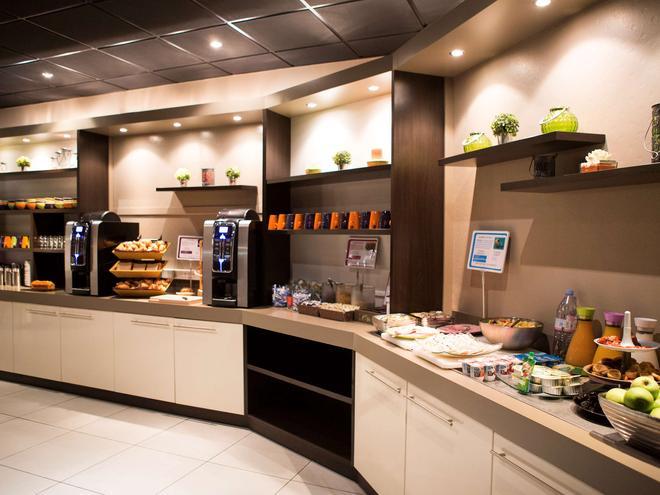 四季波爾多梅里亞德克酒店 - 波爾多 - 波爾多 - 自助餐