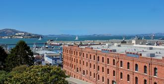 Argonaut Hotel - a Noble House Hotel - San Francisco - Utsikt
