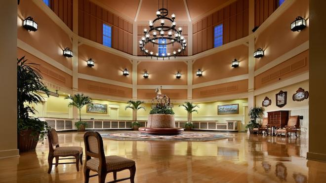 Disney's Saratoga Springs Resort & Spa - Lake Buena Vista - Hành lang