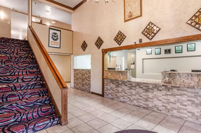 Americas Best Value Inn & Suites Ft. Collins E at I-25 - Fort Collins - Lobby
