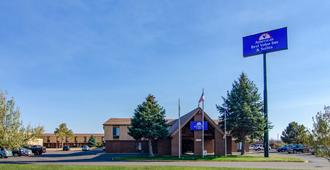 Americas Best Value Inn & Suites Ft. Collins E at I-25 - Fort Collins - Edificio