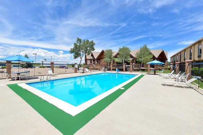 Americas Best Value Inn & Suites Ft. Collins E at I-25 - Fort Collins - Pool
