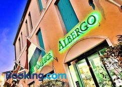 Albergo Bice - Senigallia - Rakennus