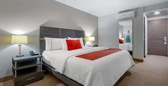 Comfort Inn Queretaro - Santiago de Querétaro - Bedroom