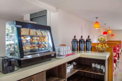 Comfort Inn Queretaro - Santiago de Querétaro - Μπουφές