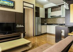 High Livin' Apartment - Bandung - Cuisine