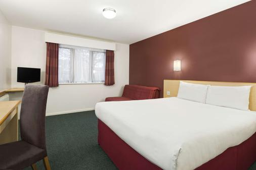 Days Inn by Wyndham London Stansted Airport - Bishop's Stortford - Makuuhuone