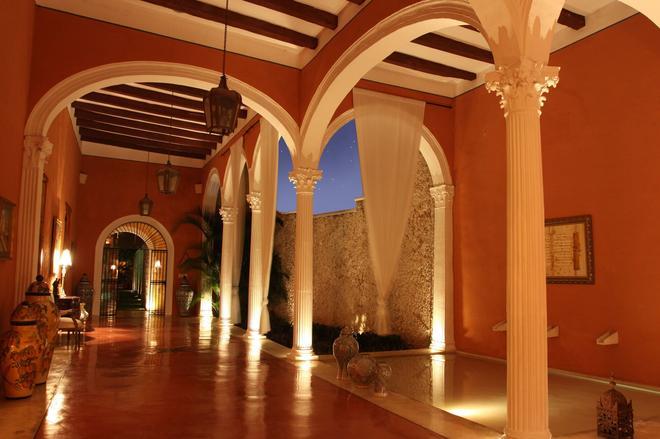 Hotel Hacienda Vip - Mérida - Pasillo