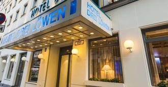 Drei Löwen Hotel - München - Rakennus