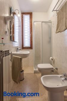 B&B Osteria Dello Sperone - Lonate Pozzolo - Bathroom