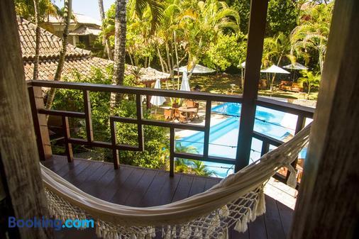 阿海亞坎迪雅渡假旅館 - 亞拿奧迪亞祖達 - 阿拉亞爾達茹達 - 陽台