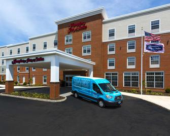 Hampton Inn & Suites Bridgewater, NJ - Bridgewater - Building