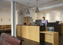 The Z Hotel Glasgow - Glasgow - Front desk