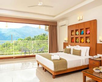 The Fog Munnar Resorts & Spa - Munnar - Κρεβατοκάμαρα