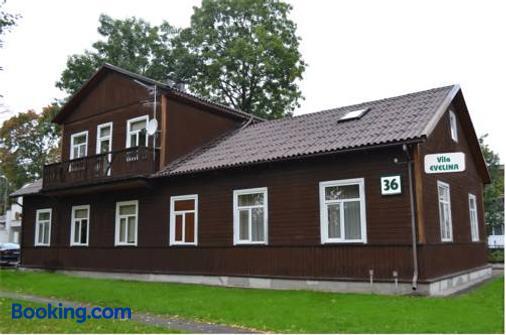 Vila Evelina - Druskininkai - Building