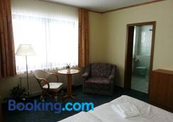 Hotel Waldesruh - Lengefeld - Bedroom
