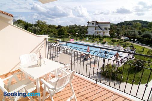 Villa Diamond - Parga - Balcony