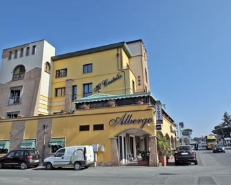Albergo Al Castello - Pomezia - Building