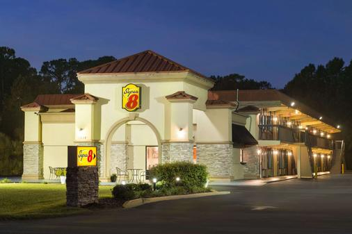 Super 8 by Wyndham Ormond Beach - Ormond Beach - Building