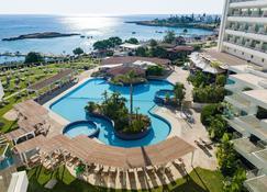 كابو باي هوتل - Protaras - حوض السباحة