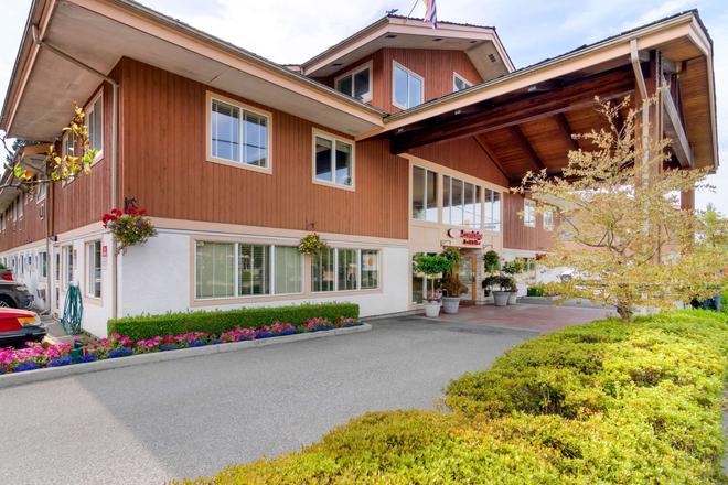Econo Lodge Inn & Suites - North Vancouver - Building