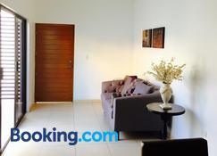 Apartamentos Torre II Condominios - Mazatlán - Wohnzimmer