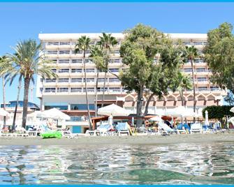 Poseidonia Beach Hotel - Limassol - Toà nhà