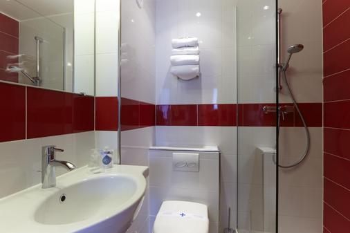 Hotel Kyriad Paris 10 Canal Saint Martin - Pariisi - Kylpyhuone