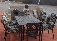 Exclusively Furnished For Students Dry Practice Areas, Manuals/Training Aids - Pahrump - Patio