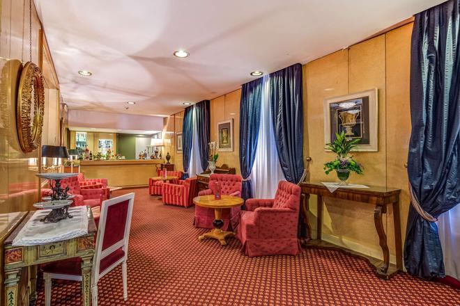 Atlante Star Hotel - Rom - Restaurant
