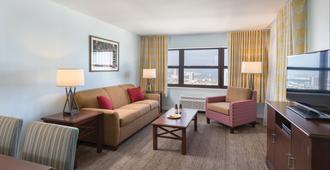 Wyndham Skyline Tower - Atlantic City - Wohnzimmer