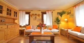 Hotel Meuble' Joli - Breuil-Cervinia - Sala de estar