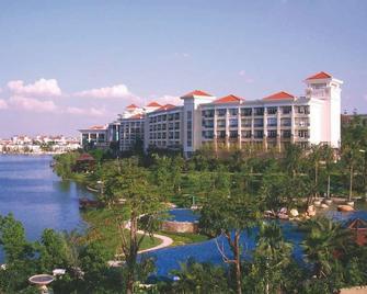 Goodview Hotel Tangxia Dongguan - Tangxia (Dongguan) - Building