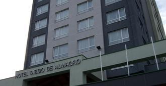 Hotel Diego de Almagro Temuco - Temuco - Building