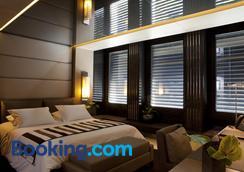 克伊酒店 - 精品級 - 伊士麥 - 伊茲密爾 - 臥室